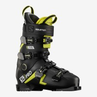 Salomon S/Pro 110 (Black/Acid Green) -21